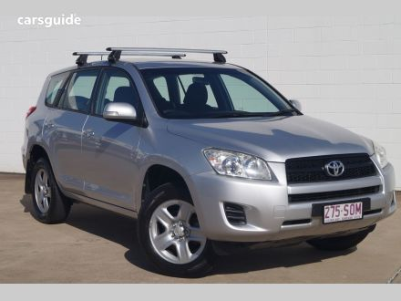 Toyota Rav4 SUV for Sale Bundaberg 4670, QLD | carsguide