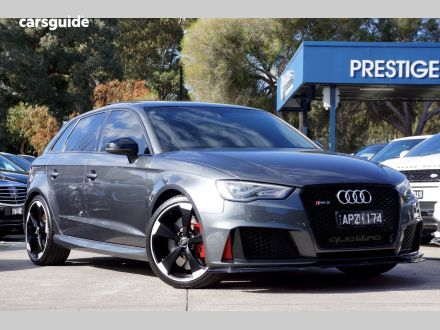 Audi Rs3 Hatchback For Sale Balwyn 3103 Vic Carsguide