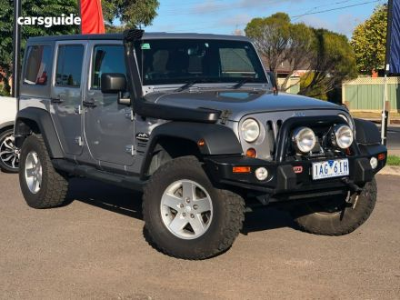 Jeep Wrangler Diesel SUV for Sale , page 2 | carsguide