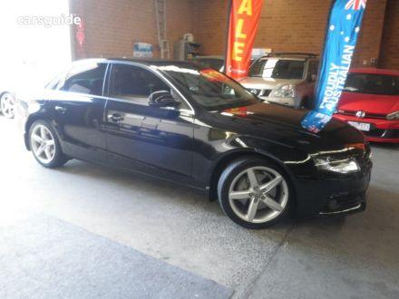 Audi A4 Sedan For Sale Preston 3072 Vic Carsguide