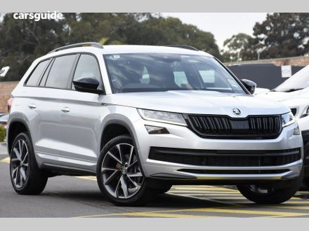 Skoda 7 Seater For Sale Carsguide