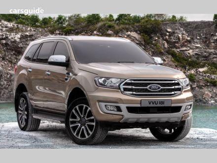 2019 Ford Everest