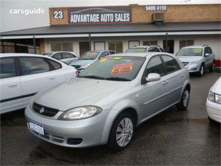 Holden Viva Hatchback for Sale | carsguide