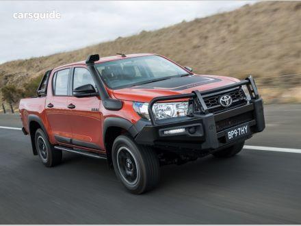 2019 Toyota Hilux