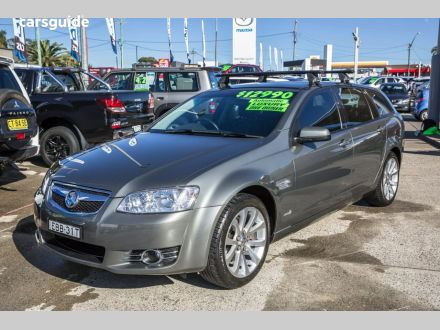 Holden Commodore Station Wagon for Sale PORT MACQUARIE 2444