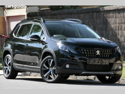 Peugeot 2008 for Sale with Apple Carplay   carsguide