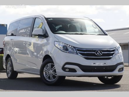 Ldv G10 2 Seater Commercial Vehicle for Sale | carsguide