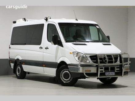 Mercedes-benz Sprinter for Sale Perth WA | carsguide
