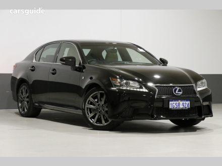 2013 Lexus GS300H
