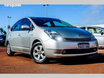 Toyota Prius For Sale Perth Wa Carsguide