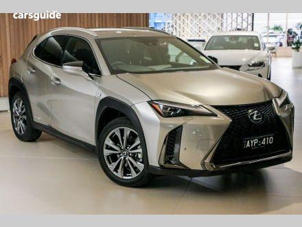 2018 Lexus UX250H