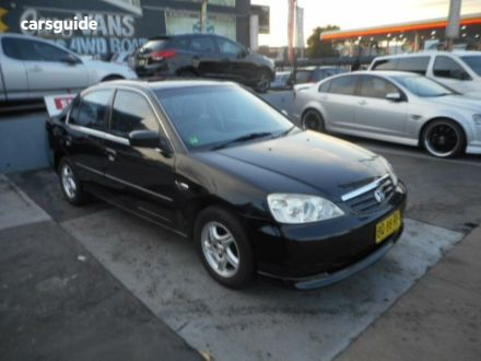 Honda Under 5000 for Sale Sydney NSW   carsguide
