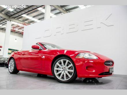 2006 Jaguar XK