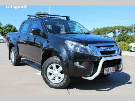 Isuzu D-max for Sale Sunshine Coast QLD | carsguide