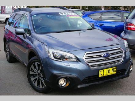 South Coast Subaru >> Subaru Outback For Sale South Coast Nsw Carsguide