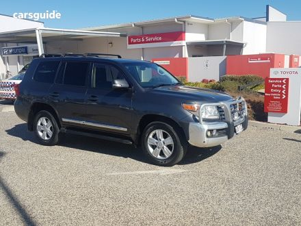 Toyota Landcruiser for Sale Warwick 4370, QLD | carsguide