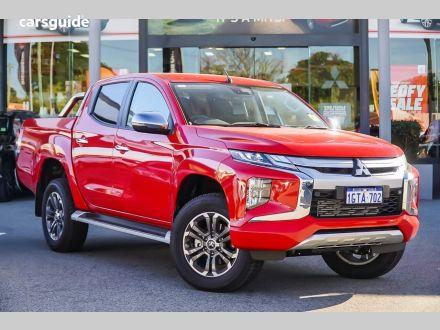 Ex Demo Mitsubishi Triton Ute for Sale Perth WA | carsguide