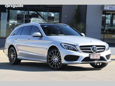 Mercedes-benz C-class Sedan for Sale MOOROOKA 4105, QLD