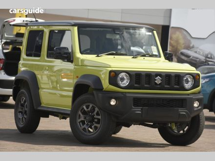 Suzuki Jimny for Sale | carsguide