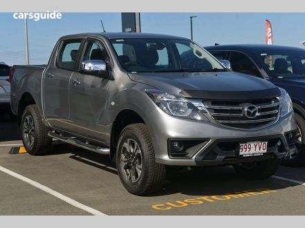 Ex Demo Mazda Bt-50 for Sale Gold Coast QLD | carsguide