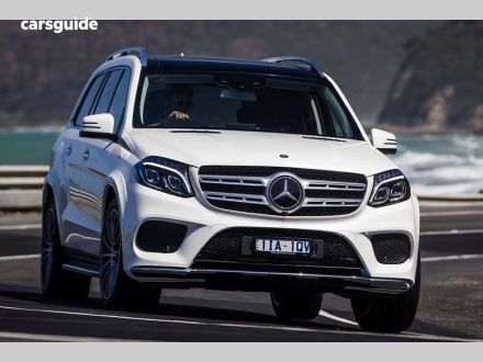 2019 Mercedes-Benz GLS500