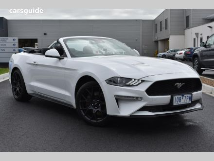 Ford Mustang for Sale Melbourne VIC | carsguide