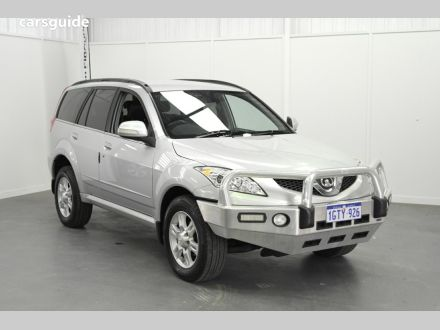 2014 Great Wall X200