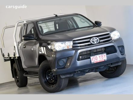 Toyota Hilux Ute for Sale Albion 4010, QLD | carsguide