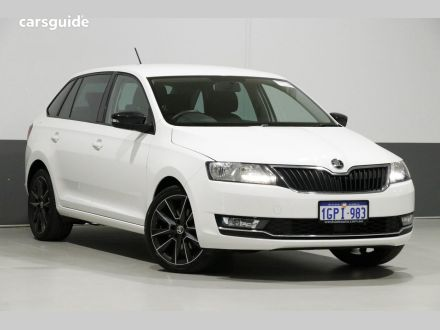 2018 Skoda Rapid Spaceback