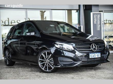 2018 Mercedes-Benz B180
