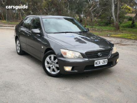 2002 Lexus IS200