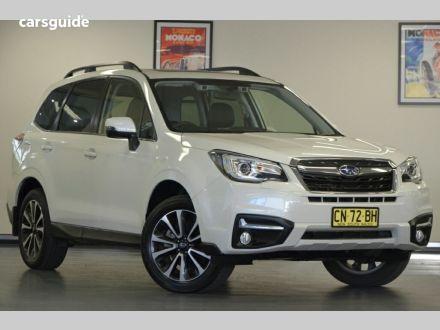 South Coast Subaru >> Subaru Forester For Sale South Coast Nsw Carsguide
