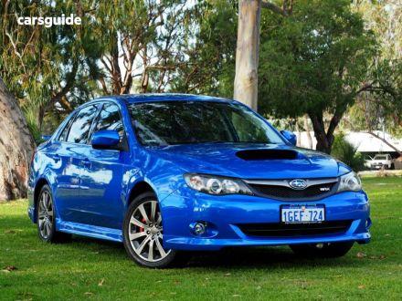 Subaru Impreza Sedan for Sale Myaree 6154, WA   carsguide