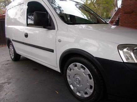 2006 Holden Combo