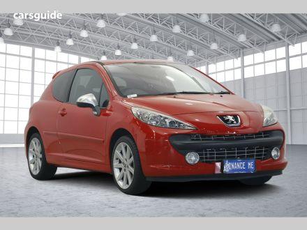 2009 Peugeot 207