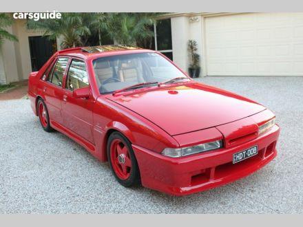 1985 Holden HDT Calais