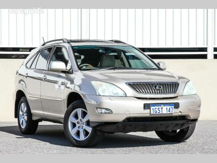 2003 Lexus RX330