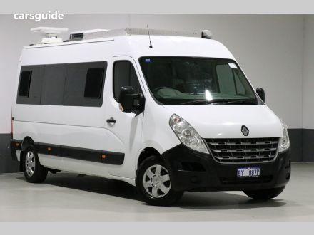 2013 Renault Master