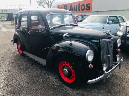 1951 Ford Prefect