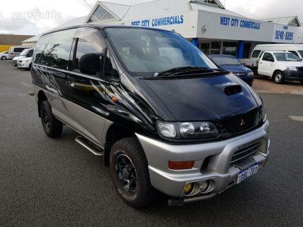 1997 Mitsubishi Delica