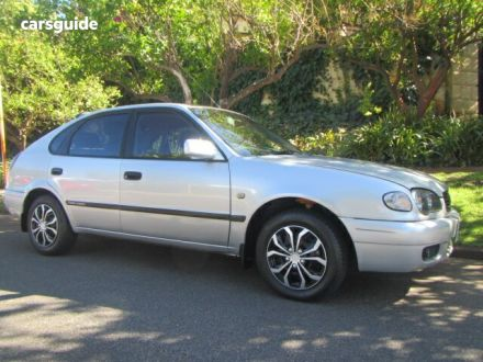 Toyota Corolla Under 5000 for Sale   carsguide