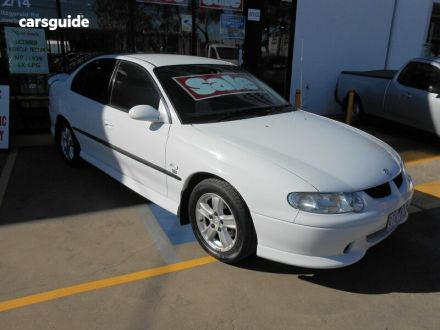 Used Holden Commodore Vx for Sale Melbourne VIC | carsguide