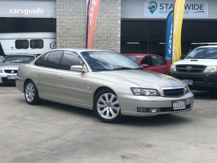outlet store 16489 4114f Holden Caprice for Sale Brisbane QLD | carsguide