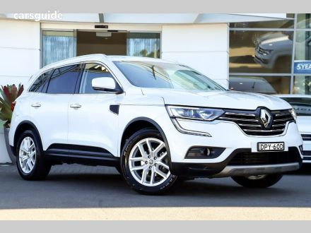 Renault Koleos SUV for Sale Kirrawee 2232, NSW | carsguide
