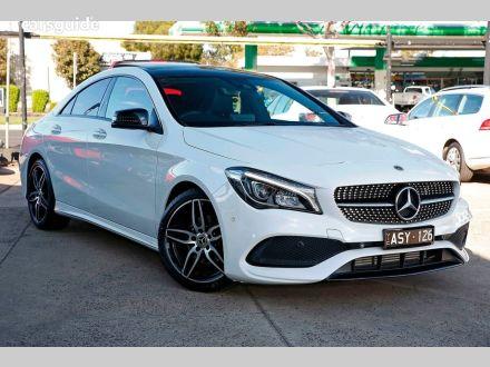 2018 Mercedes-Benz CLA200