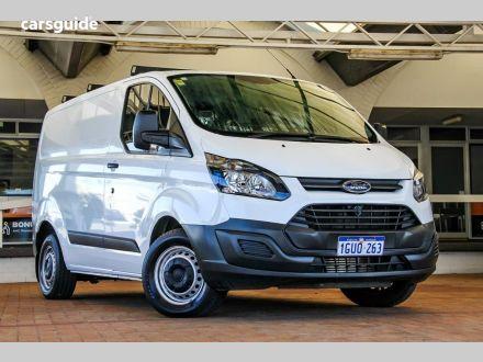 2014 Ford Transit Custom