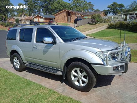 2008 Nissan Pathfinder For Sale >> Private Nissan Pathfinder For Sale Sydney Nsw Carsguide