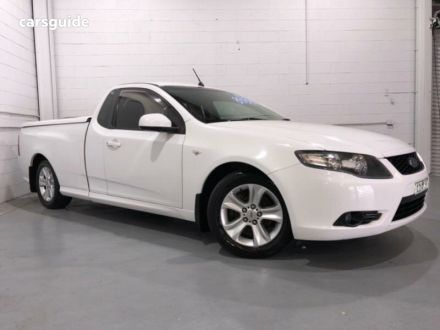 Ford Falcon Ute for Sale Mcgraths Hill 2756, NSW | carsguide