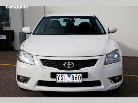 2011 Toyota Aurion