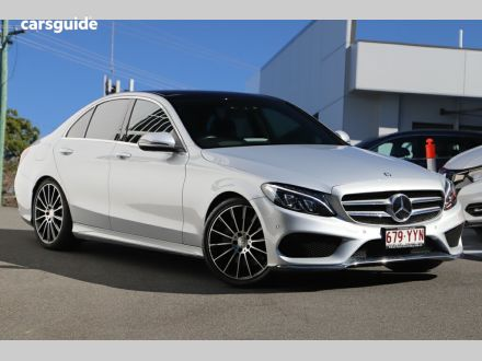 Mercedes-benz C-class Sedan for Sale Ipswich 4305, QLD